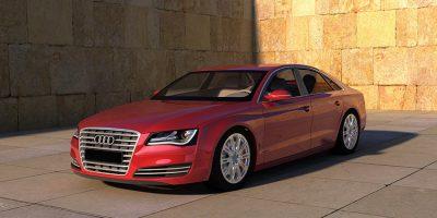 Ceramic Coatings Paint Protection - Audi