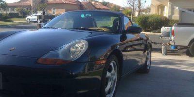 Porsche Boxster Detailing