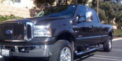 Ford Auto Detailing