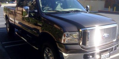 Ford f250 Auto Detailing