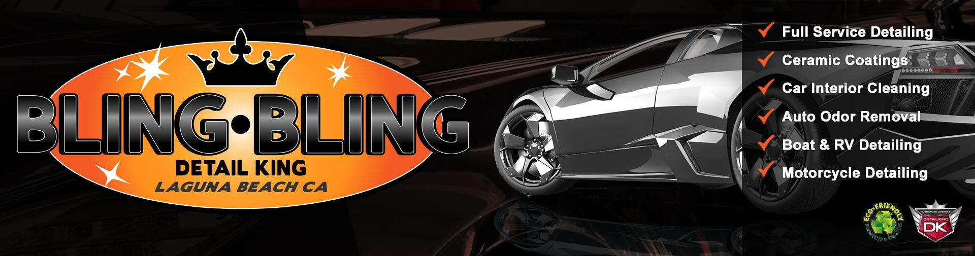 Bling Bling Detail King! Auto Detailing