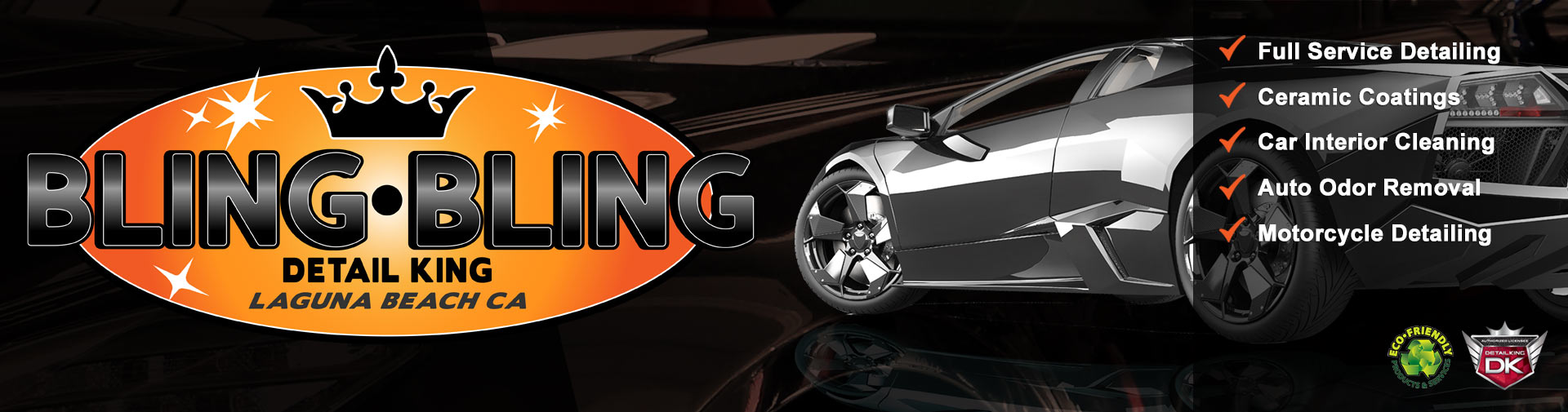 Bling Bling Detail King! Auto Detailing